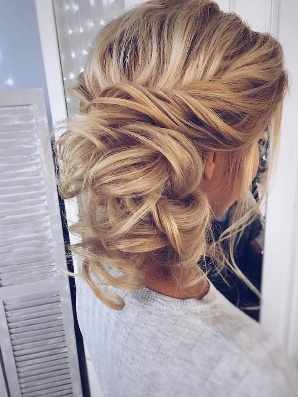 Wedding Hairstyles for Long Hair from Tonyastylist / www.deerpearlflow...