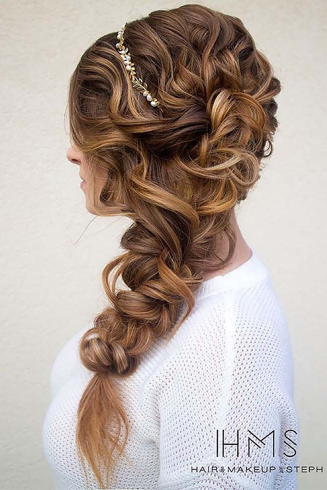 21 Hottest Bridesmaids Hairstyles For Short & Long Hair ❤ See more: www.weddin...