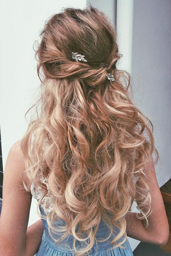 18 Modish Ombre Wedding Hairstyles ❤ Ombre wedding hairstyles are on trend thi...