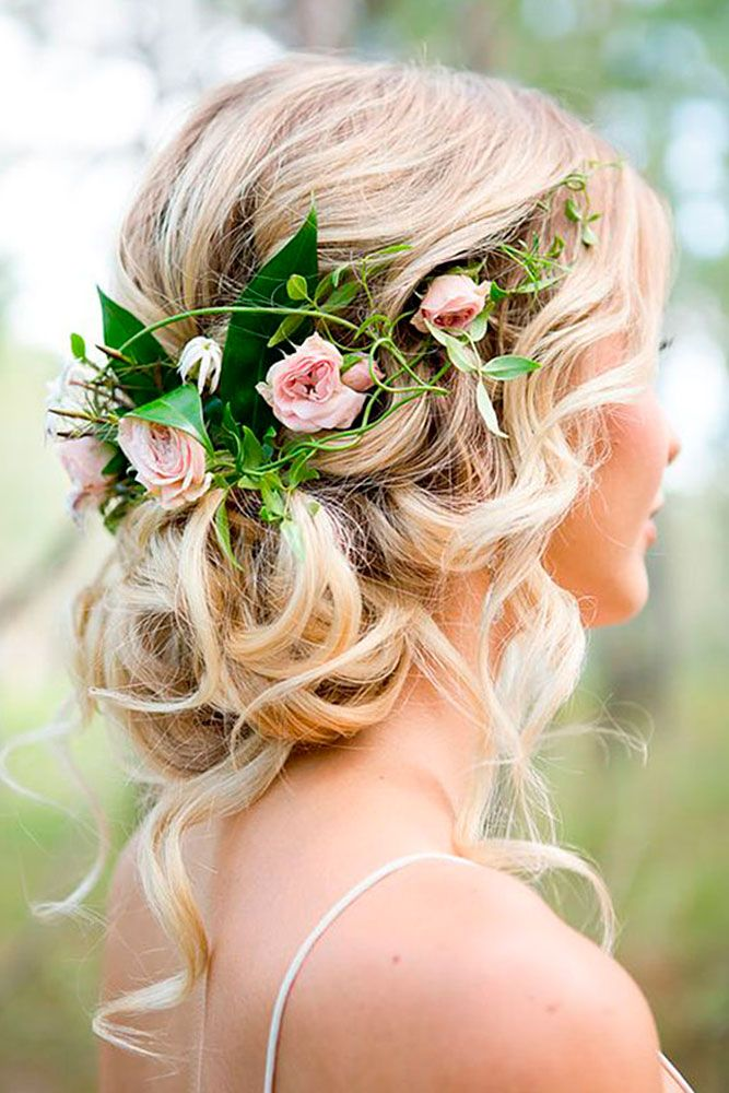 18 Greek Wedding Hairstyles For The Divine Brides❤Luxury, bohemian greek hairs...