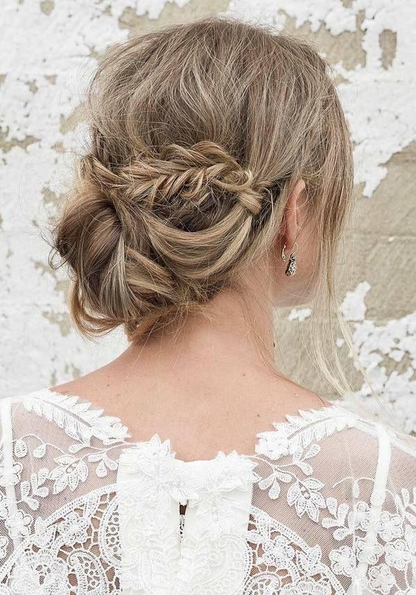 Long Wedding Hairstyles via Vanessa Barney hair/ www.himisspuff.co...