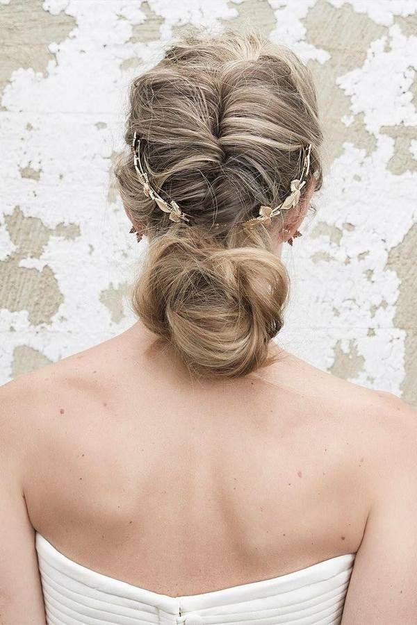 Long Wedding Hairstyles via Vanessa Barney hair / www.himisspuff.co...
