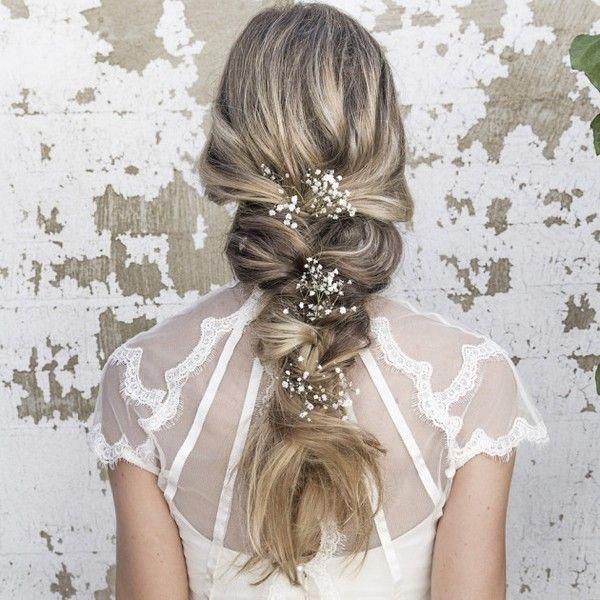 Long Wedding Hairstyles via Vanessa Barney hair /  / www.himisspuff.co...