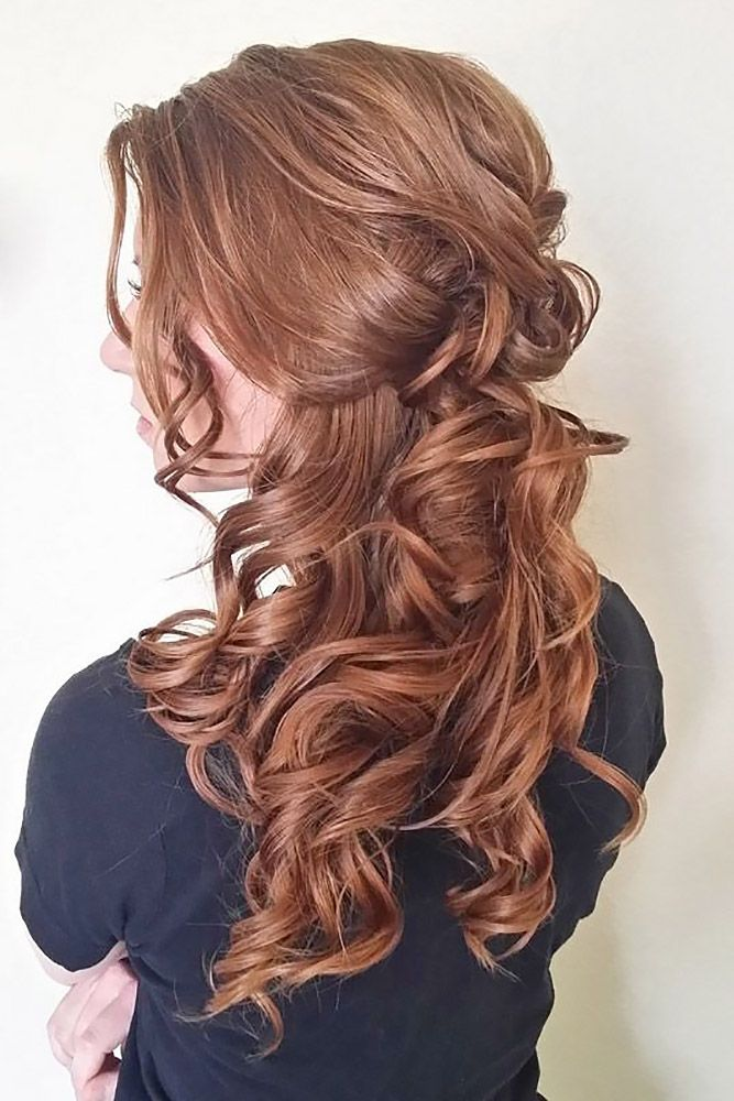 24 Mother Of The Bride Hairstyles ❤ See more: www.weddingforwar... #weddings #...