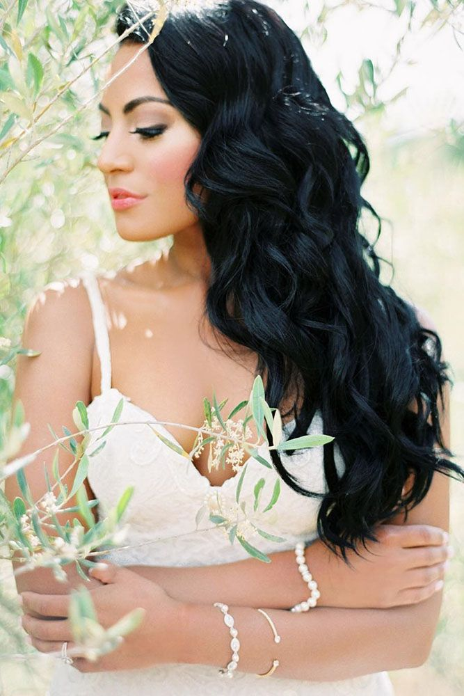 24 Timeless Bridal Hairstyles ❤ See more: www.weddingforwar... #wedding