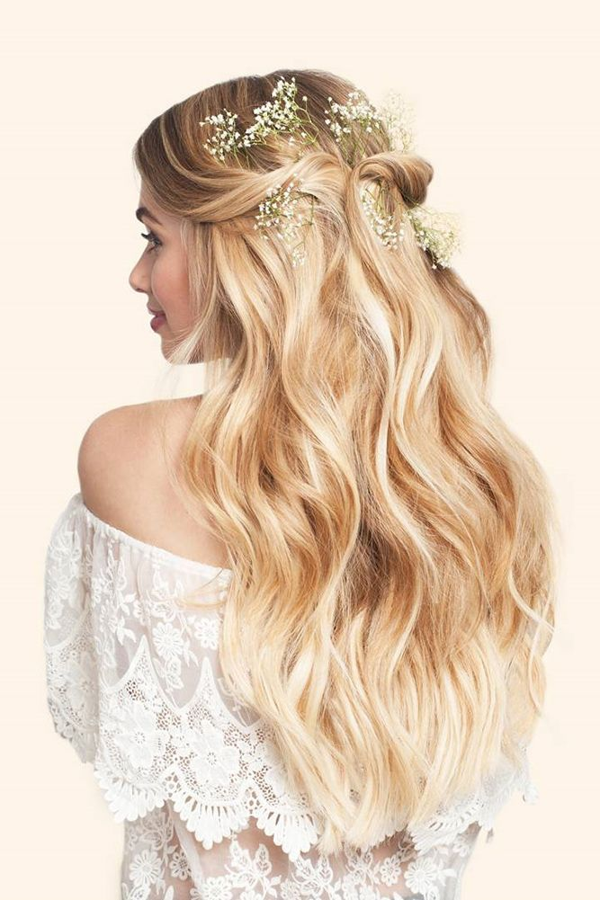 27 Oh So Perfect Curly Wedding Hairstyles ❤ See more: www.weddingforwar... #we...