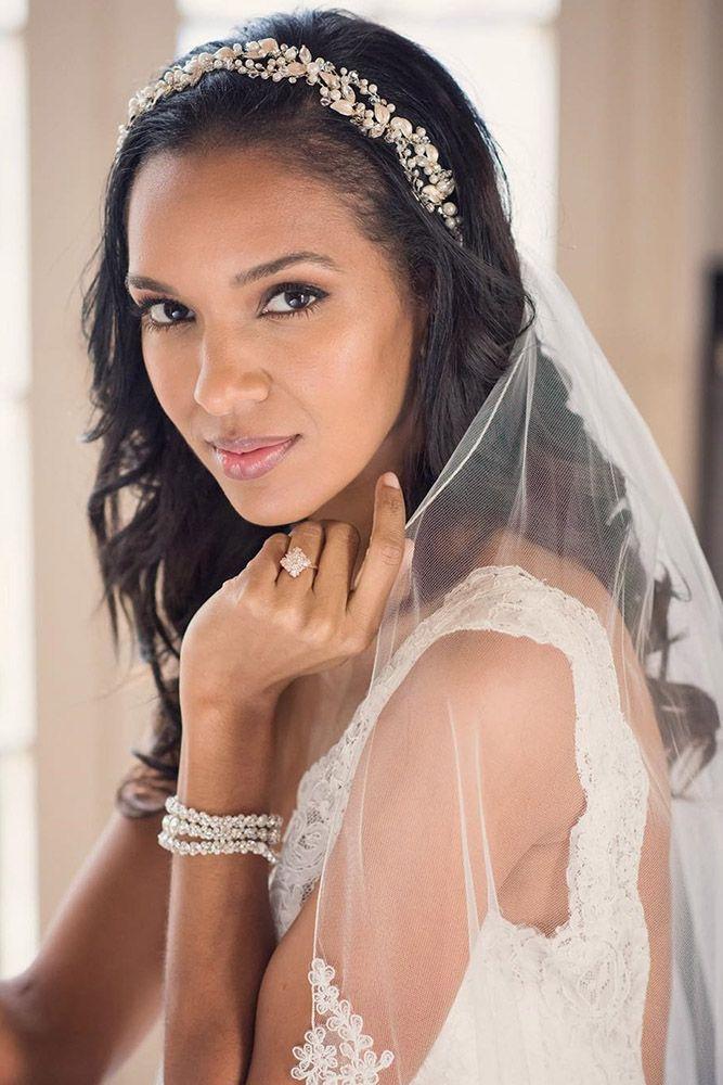 30 Black Women Wedding Hairstyles ❤ See more: www.weddingforwar... #wedding