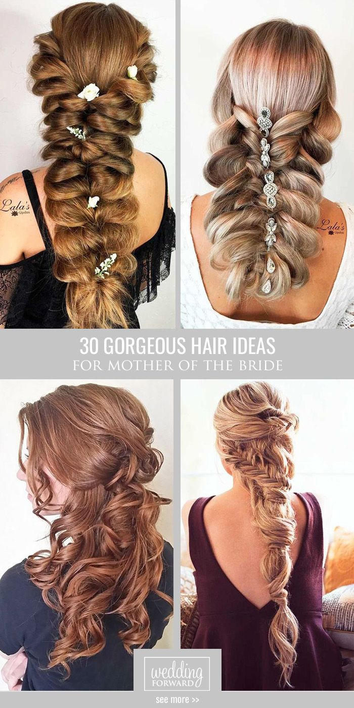 30 Mother Of The Bride Hairstyles ❤ We are offering some popular creative idea...