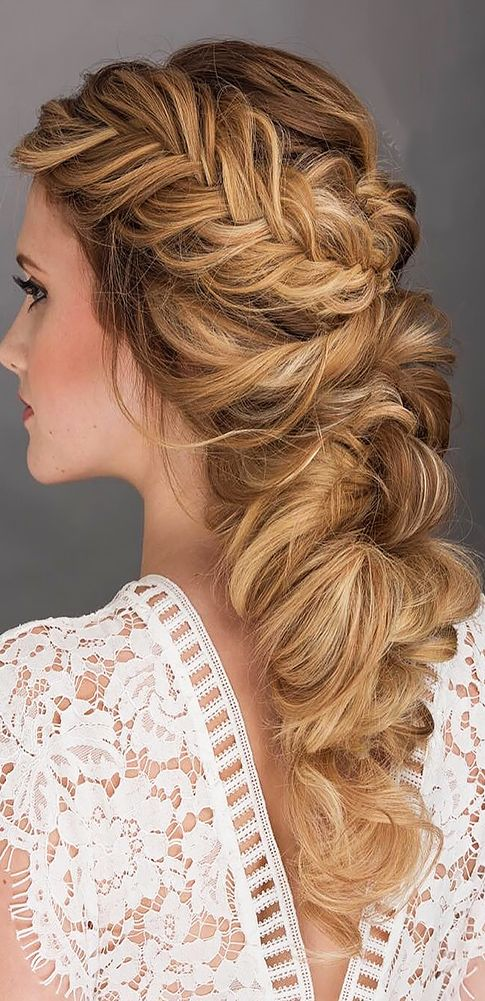 36 Our Favorite Wedding Hairstyles For Long Hair ❤ See more: www.weddingforwar...