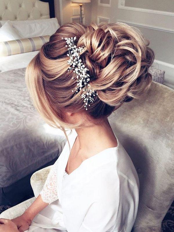 Bridal hairstyles elstile long wedding hairstyles and updos deer elstile long wedding hairstyles and updos deer pearl flowers junglespirit Gallery