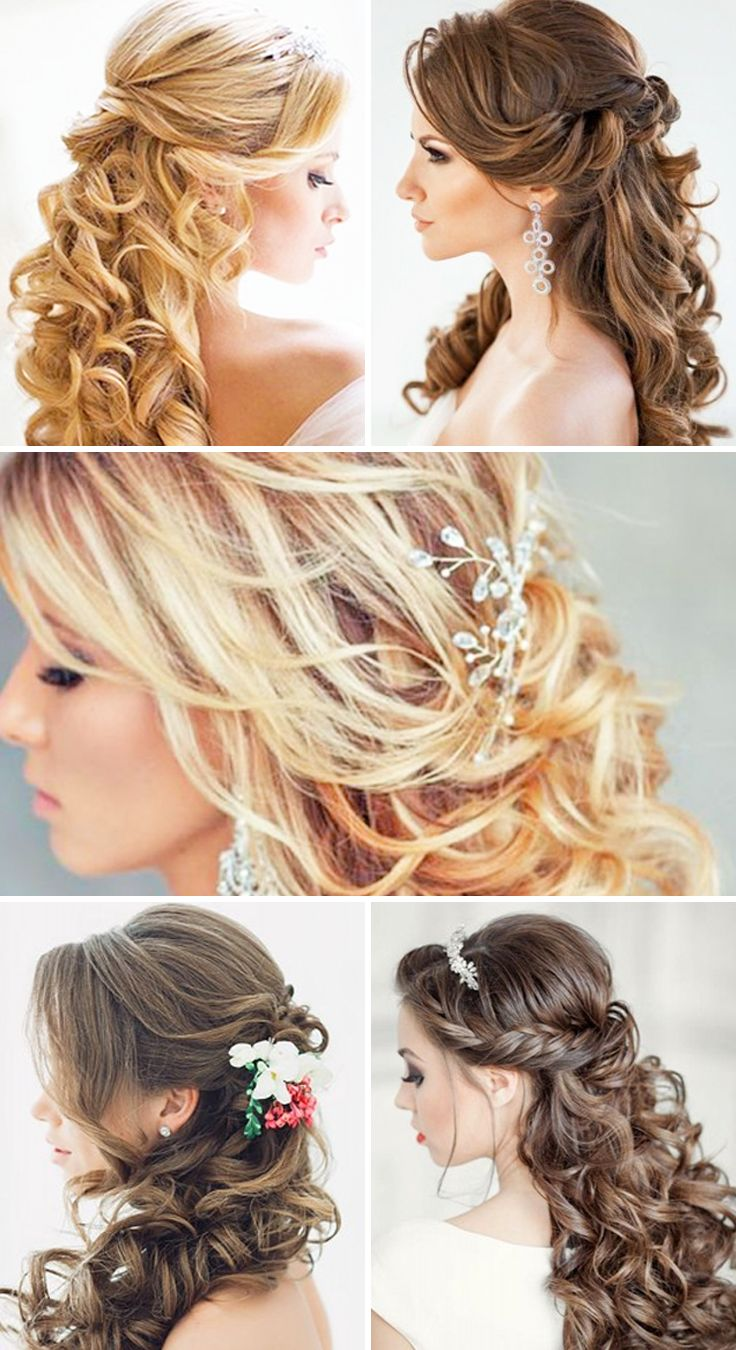 Bridal Hairstyles Half Up Half Down Wedding Hairstyles E29da4 These Elegant Curly Wedding Hairstyles Jpg Beauty Haircut Home Of Hairstyle Ideas Inspiration Hair Colours Haircuts Trends