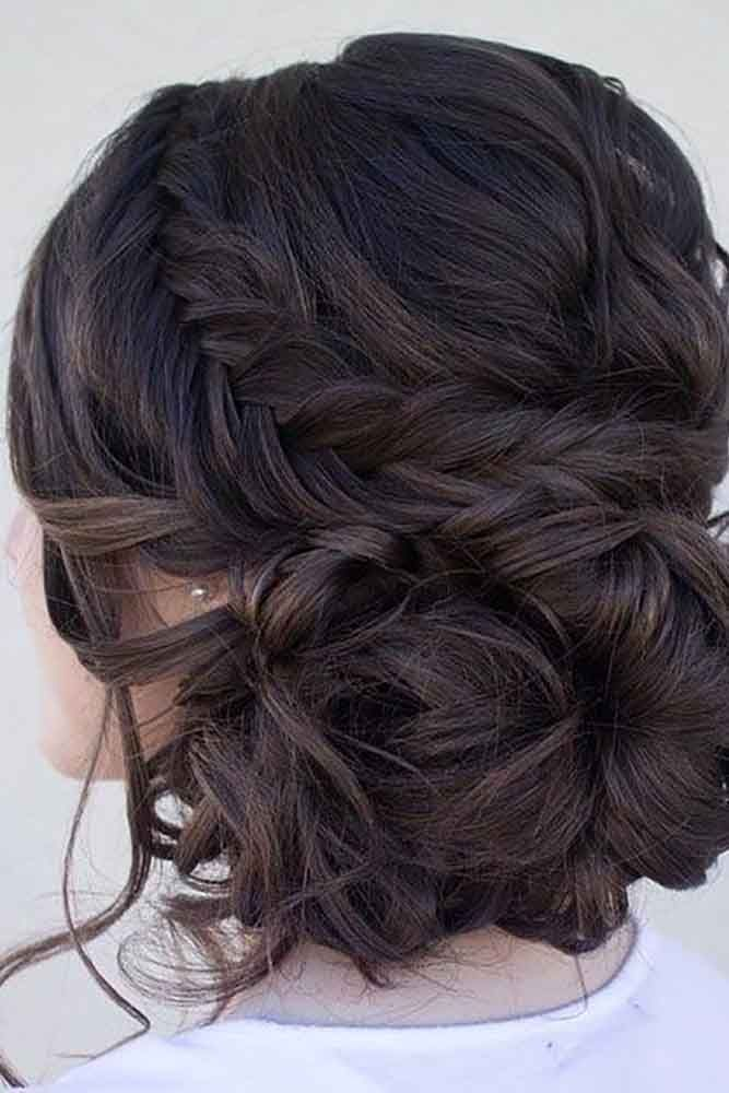 Hottest Bridesmaids Hairstyles For Short or Long Hair ❤ Thinking about bridesm...