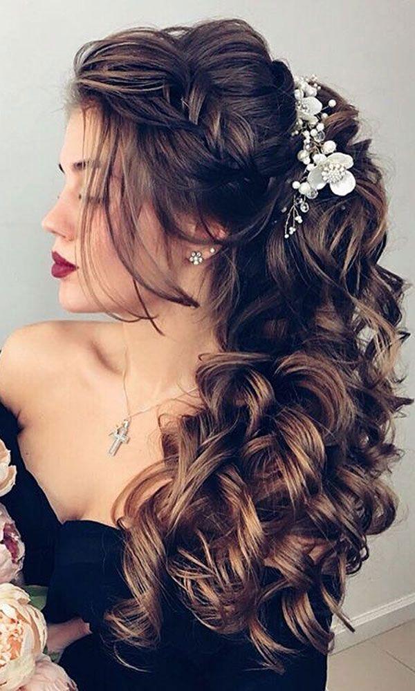 30 Wedding Hairstyles - Romantic Bridal Updos ❤ See more: www.weddingforwar......