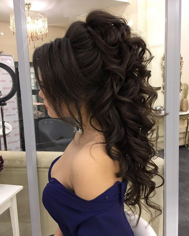 Beautiful Bridal hairstyle to inspire you - This stunning wedding hairstyle for ...