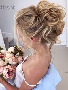 Elstile Long Wedding Hairstyle Ideas 2 / www.deerpearlflow...