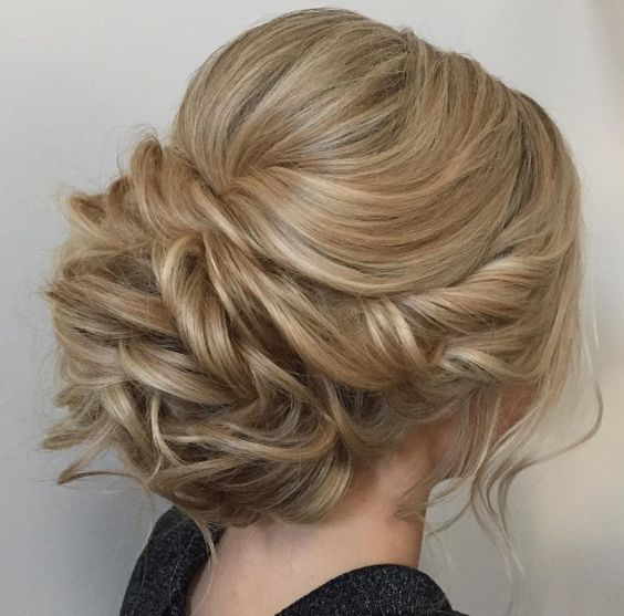 Featured Hairstyle: Heidi Marie (Garrett) Villa (Hair and Makeup Girl); Wedding ...