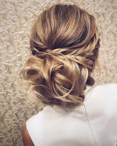 Messy wedding hair updos   itakeyou.co.uk #weddinghair #weddingupdo #weddinghair...