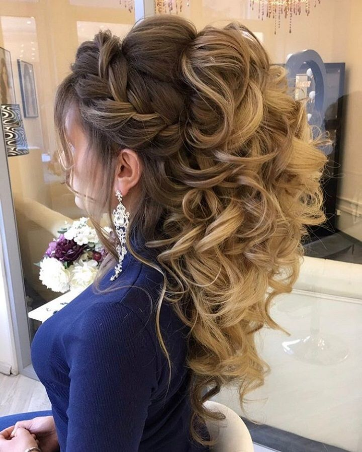 This Breathtaking hairstyle You Can Wear Anywhere - This stunning updos wedding ...