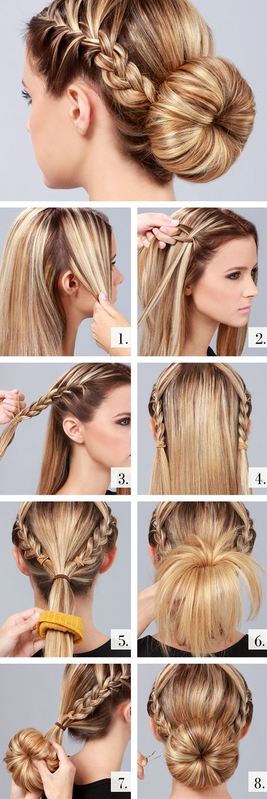 When it comes to styling hair, you simply cannot go wrong with braids. Whether y...
