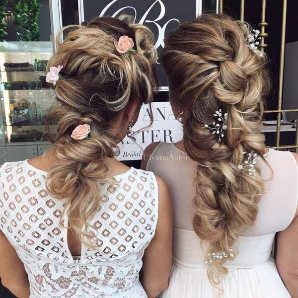 Wedding Updo Hairstyles for Long Hair from Ulyana Aster_06 ❤️ See more: www....