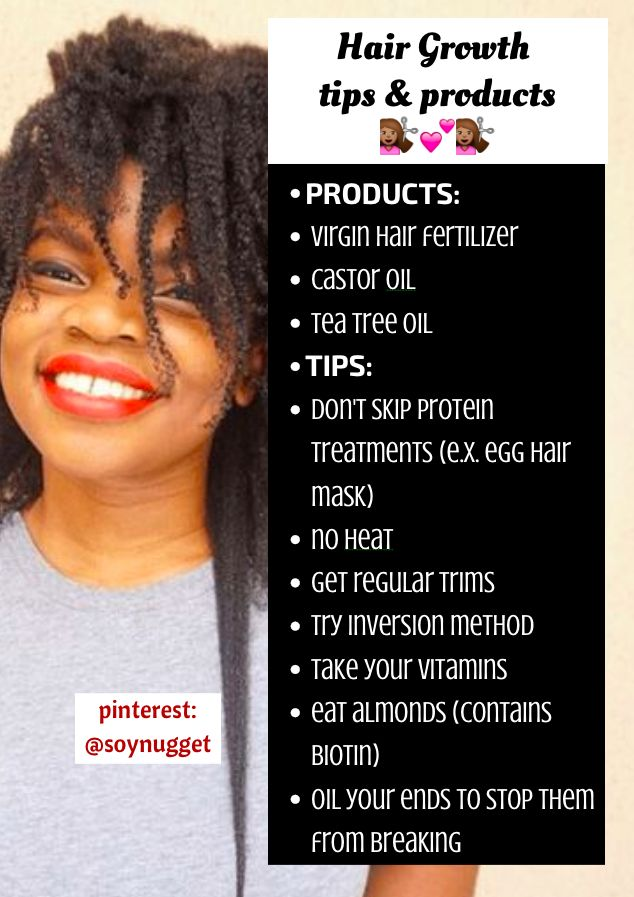angella - hair growth tips and products