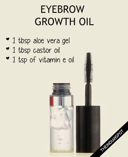 Eyebrow growth remedies –Just like you take good care of your hair, extent i...