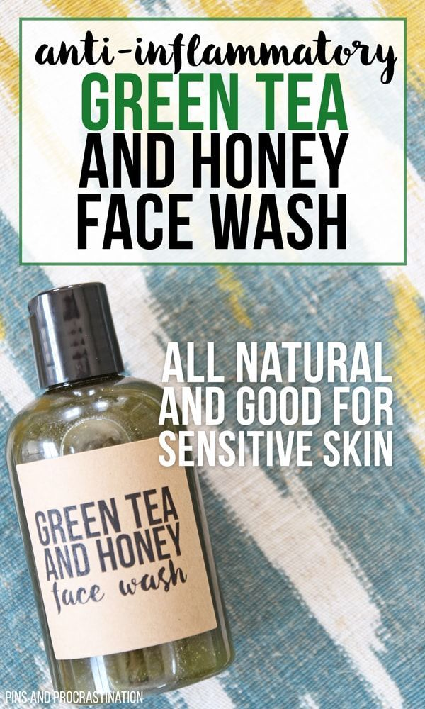 Green tea is amazing for your skin. That's what makes this all natural DI...