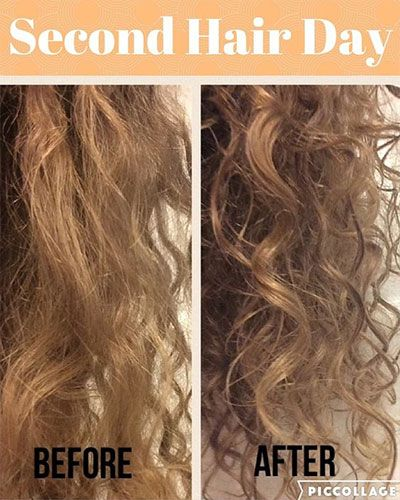 Hacks tips and tricks that'll combat the problems curly hair girls experienc...