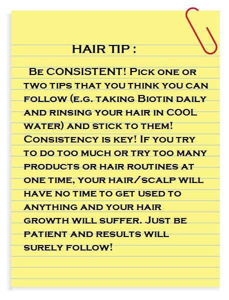 Hair Tips that Work!  The Brown Truth's FB Page and Blog:  www.facebook.com/...