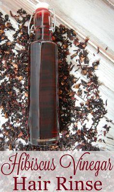 Hibiscus Vinegar Hai