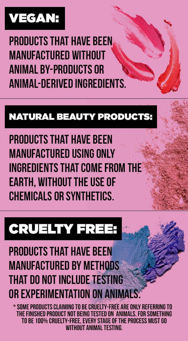 Learn what vegan, natural, and cruelty-free actually mean when it comes to hair ...