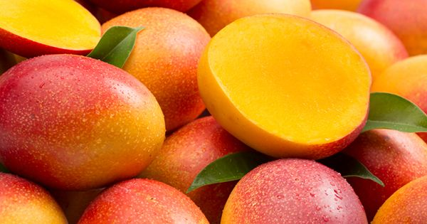 Mangos for hair!