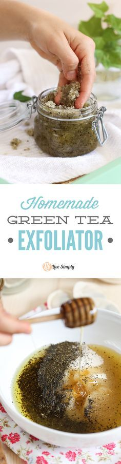 Naturally exfoliate your skin with this super easy 4 ingredient scrub. Made with...