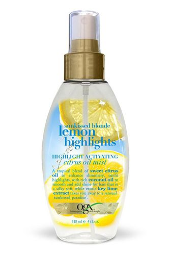 The best products to lighten your hair for summer—scroll through for tips | OG...