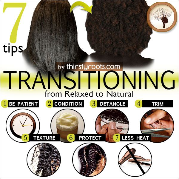 Hair Care Ideas Transitioning From Relaxed To Natural Hair Thirstyroots Com Beauty Haircut Home Of Hairstyle Ideas Inspiration Hair Colours Haircuts Trends