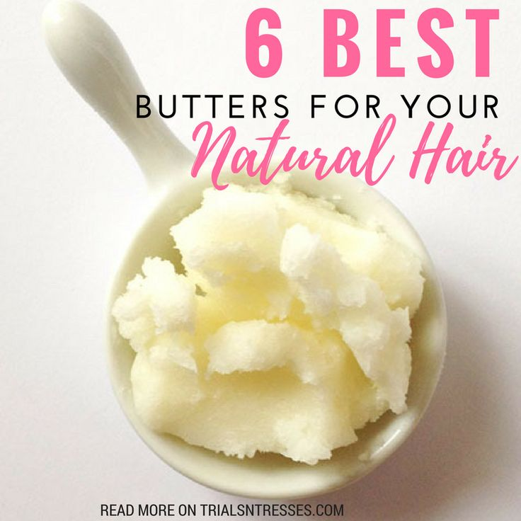 With so many options in the natural hair community. Here are 6 of the best butte...