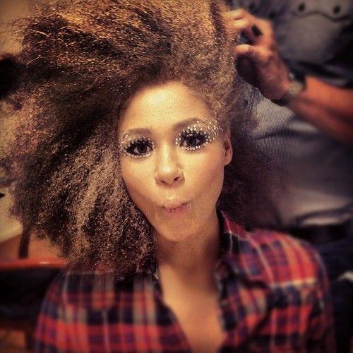 Afrolicious curls! / #hair