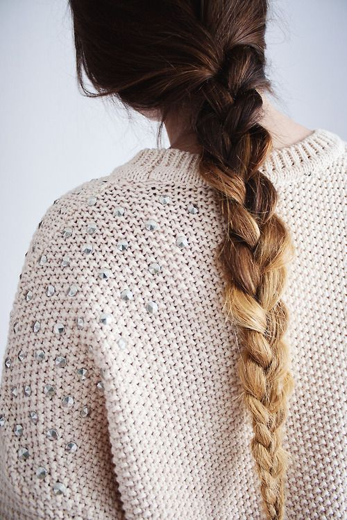Classic long braid / Braids #hair