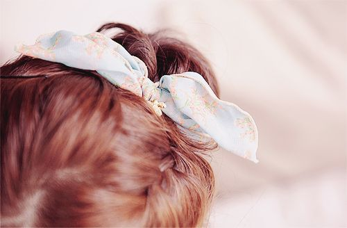 cute hair tie alternative