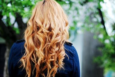 Nice curls / #hair