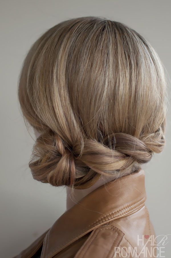 Pinterest of the Week: The Twisted Braid / #hair