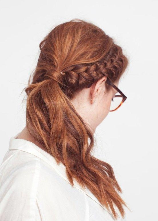 ponytail alternatives