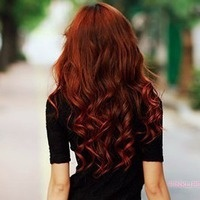 Textured curls / #hair