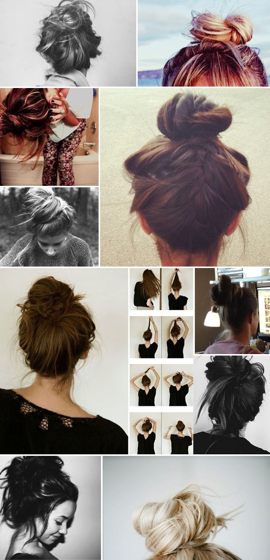 Updo's for all! / #hair