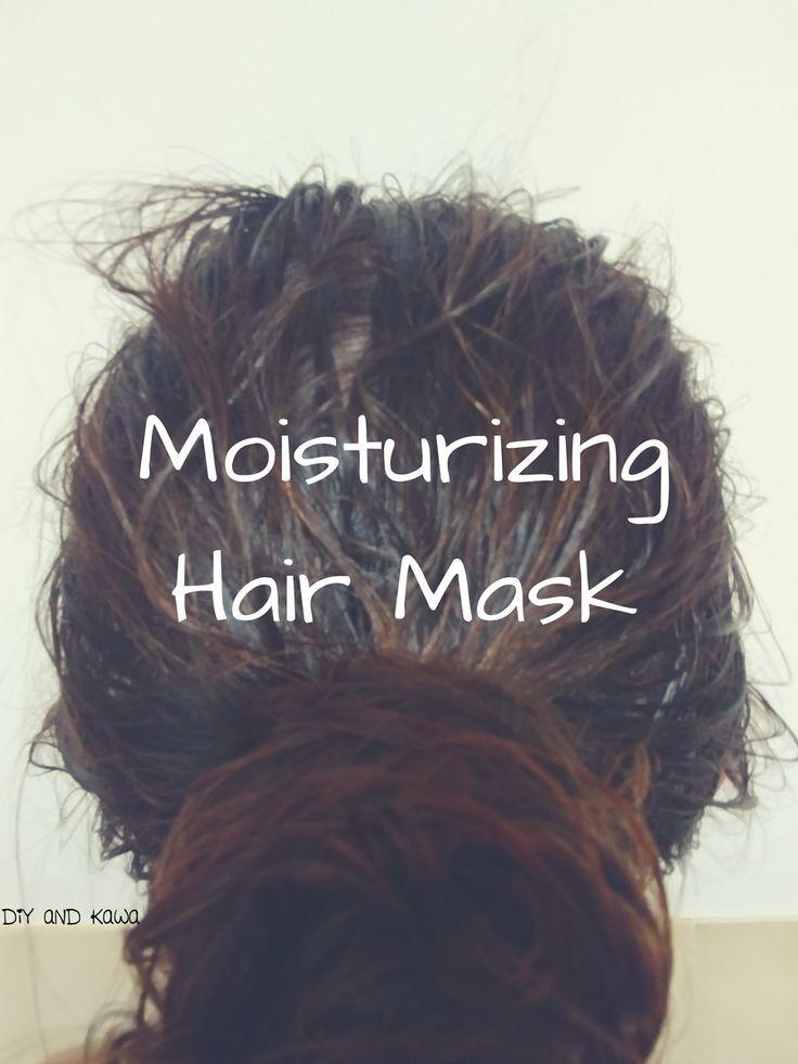 Moisturizing Oil Hair Mask
