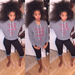 Angela Simmons is out here snatchin' wigs and takin' names. | 15 Celebrities...