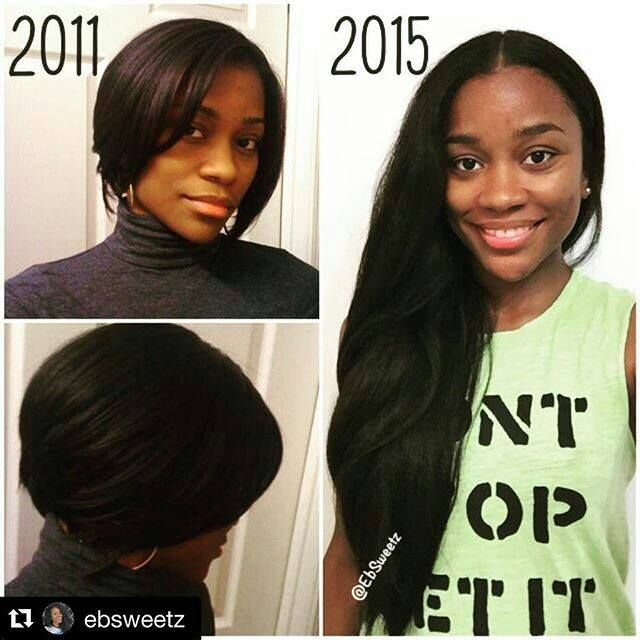 Awesome Length Retention Ebony Ervin - community.blackha...