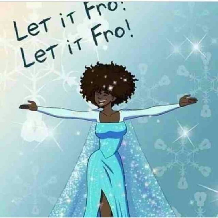 .Let it Fro!