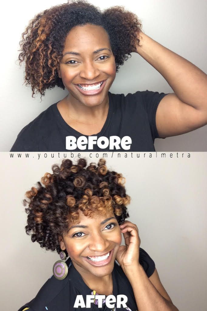 Perm Rod Greatness for Short Natural Hair   Curly Nikki   Natural Hair Styles an...