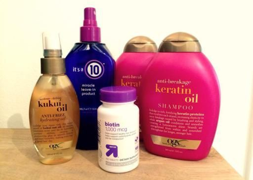 Tips for healthy hair & how to make hair grow faster!!